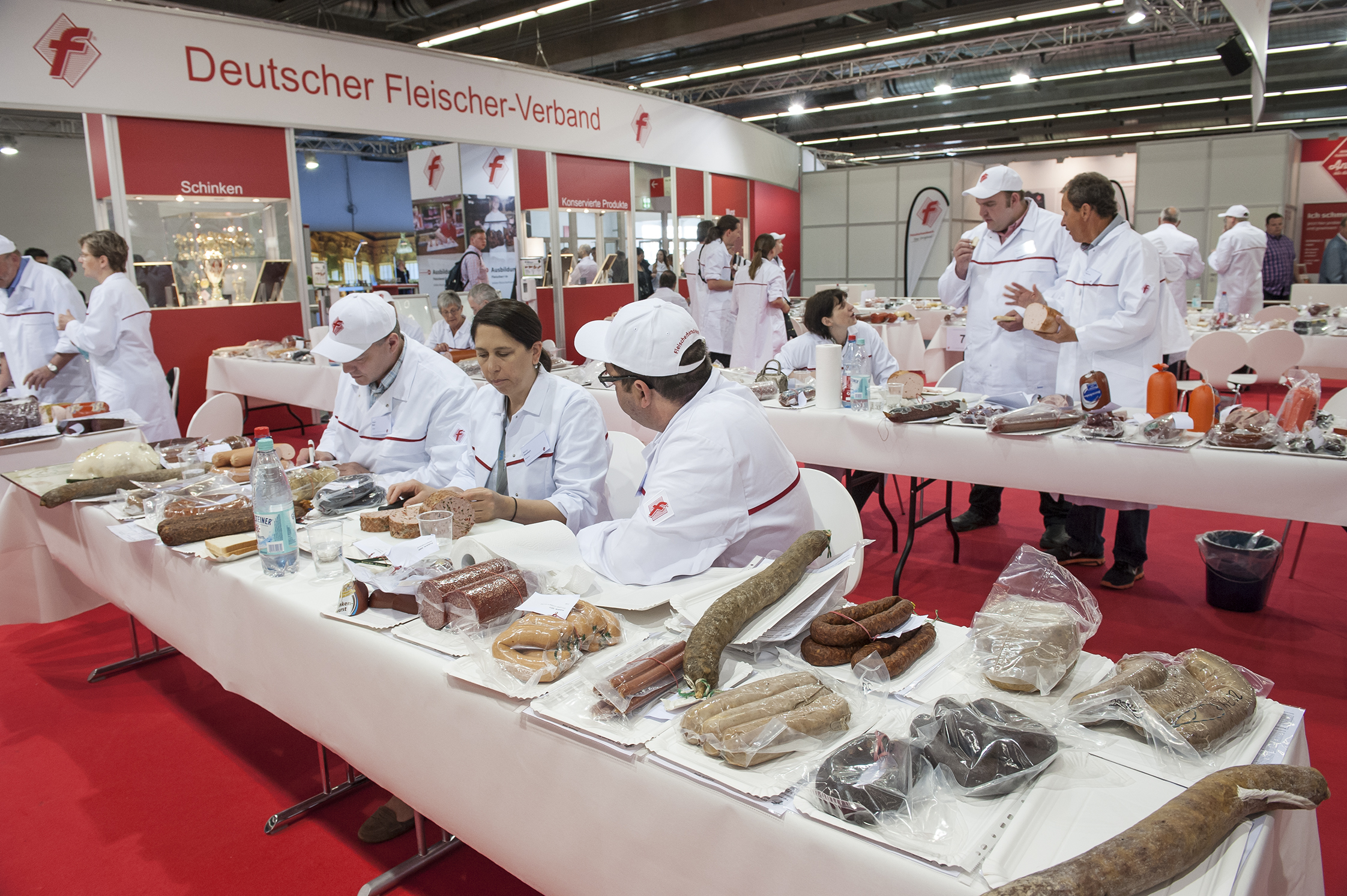 Quality Competition for Sausage Products