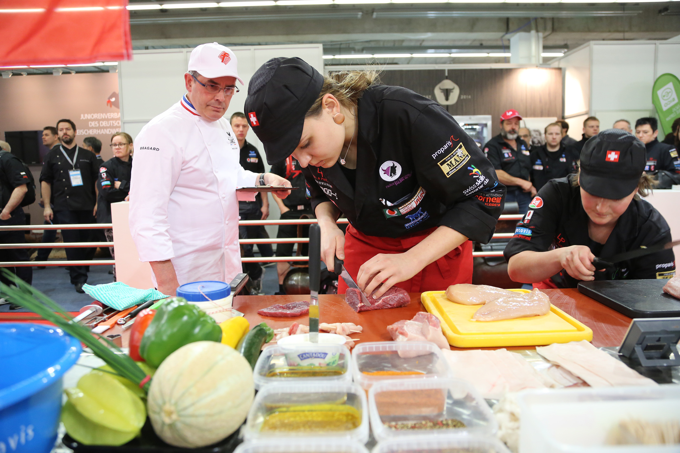 Young Butcher Competition