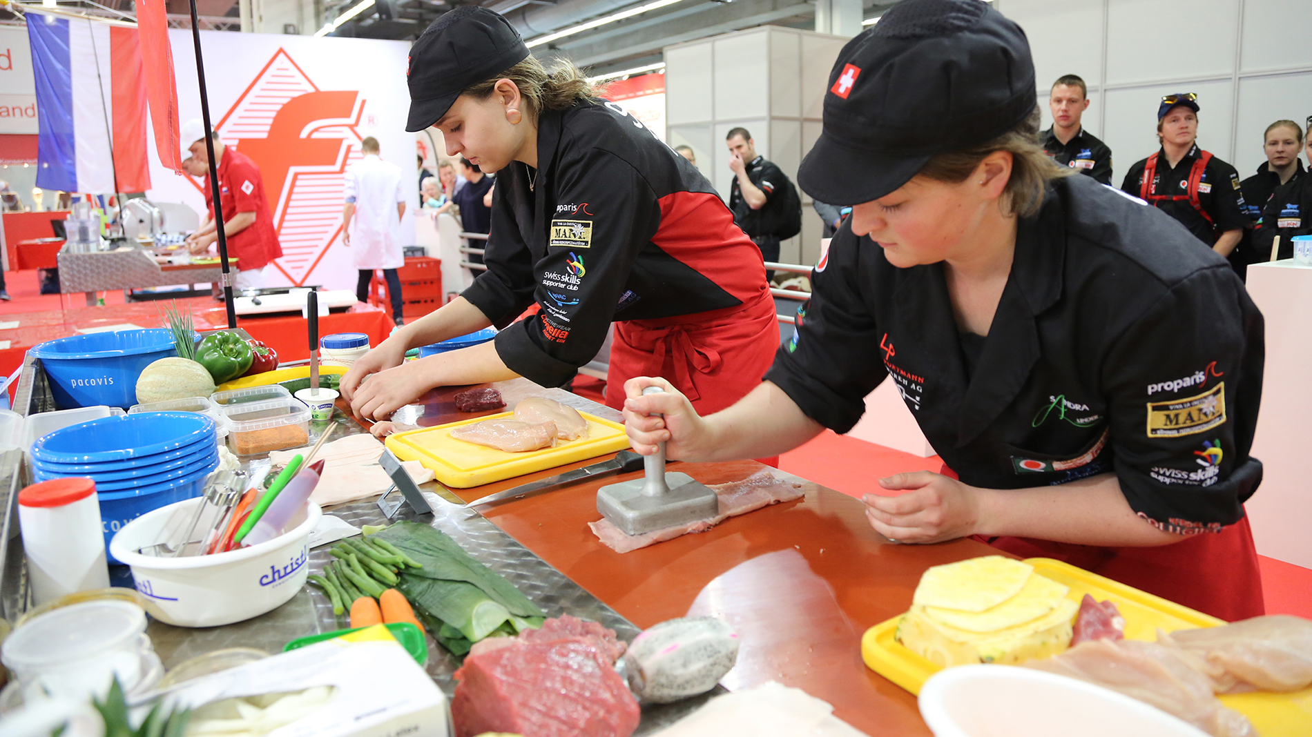 Young Butchers at IFFA