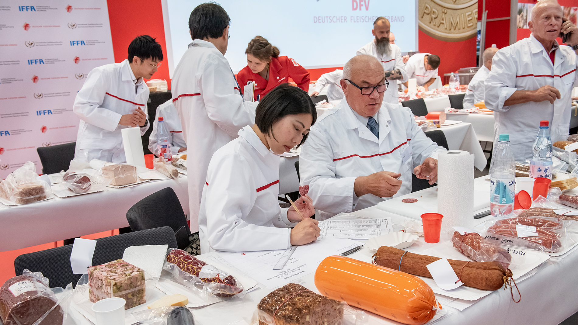 International Qualitiy Competition for Sausage